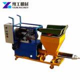 Máquina de pulverização do almofariz da fábrica para a construção