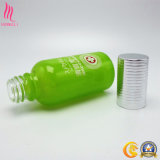 Botella de aceite esencial de vidrio para envases