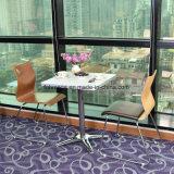 Srestaurant (FOH-07101)를 위한 PU 가죽에 있는 Bentwood 도매 산업 현대 의자