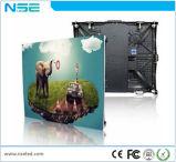 P3.91 Alta Garantia comercial Die-Casting Refresh Monitor LED de aluguer de alumínio