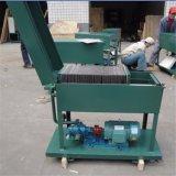 Druck-Öl-Reinigung-Pflanze der Platten-Ly-150, bewegliche Auto-Schmierölfilter-Maschine