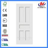 Дешевая принесенная вода нутряных дверей белого дуба красящ двери (JHK-SK05-2)