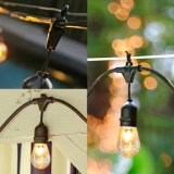 Christmas Lighting Decoration Globe S14 Party Light Strings Patio String Lights