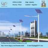 Alto brilho corrosividade luz de rua em aço inoxidável Resistência Pole