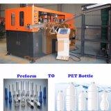 4 cavidades Totalmente Automática Sopradora de garrafa pet de plástico