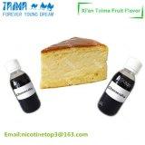 Flüssiges Aroma-natürliches Frucht-Aroma der Fabrik-direktes elektronisches Zigaretten-E des Käsekuchens