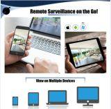 Câmara de segurança impermeável da bala do CCTV do CMOS IR 720p HD Ahd