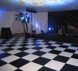 Étages de danse portatifs de mariage de contre-plaqué de location en bois de Dance Floor