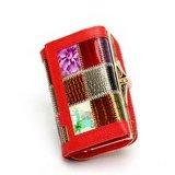 Handmade изготовленный на заказ женский мыжской кожаный бумажник