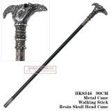 Пластмассовый череп сахарного тростника головки блока цилиндров меч металла в нескольких минутах ходьбы Memory Stick™ 90см HK8346