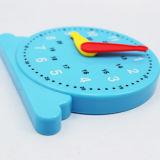 Schule-Zubehör-Klugheit-Taktgeber-Ausbildung, die Spielzeug erlernt