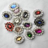Роскошный Циркон многоцветные украшения кнопка кнопка Rhinestone одежды Одежда аксессуары