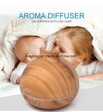 umidificatore di legno del grano Aromatherapy del diffusore ultrasonico di 400ml
