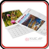 12 serviço de impressão do calendário do tamanho 2018 das folhas A2