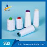 編むことのための染められたカラー高い粘着性100%回されたポリエステル刺繍の縫う糸