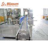 Automatische het Afdekken van de Etikettering van de Was van het Bier Machine