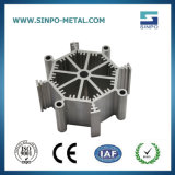 Dissipador de calor em alumínio para equipamentos da indústria