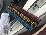 Alto tubo consolidado de la fibra del carbón