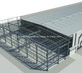 Bâti en acier de structure métallique pour la mémoire