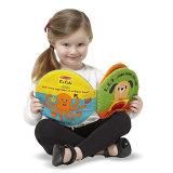 Precioso libro de tela suave para bebés
