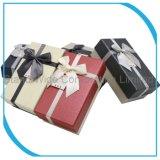 Документ подарок украшения упаковка пользовательский размер окна для отображения Ювелирные изделия