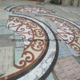 Mattonelle di marmo del reticolo della Cina per l'ingresso dell'hotel