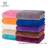 Цветастое полотенце ванны полотенца любимчика Microfiber для собаки и кота
