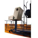 Bras machine CNC de poutres mobiles de forage