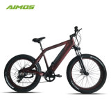 E-bike pneu gordura bicicleta elétrica 750W