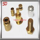 Commande numérique par ordinateur de précision de qualité usinant les pièces anodisées de l'aluminium 6061-T6