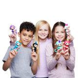 Kind-Spielzeug-spielt netter Finger-Baby-Fallhammer elektronische intelligente Handhaustier-Fallhammer-Spielwaren