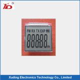 L'échelle fait sur mesure de température de l'écran LCD blanc Smartie positive