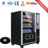 Piscina com moedas máquina de venda automática de bebidas e snacks