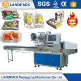 Горизонтальный автоматический лоток для продуктов питания упаковочные машины