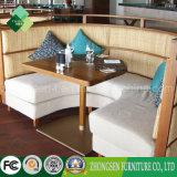 販売のための最高のホテルの家具の純木のレストランセット