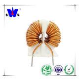 Inductor toroidal de la base del anillo del inductor/de la ferrita de la potencia de la estrangulación de la base de la ferrita