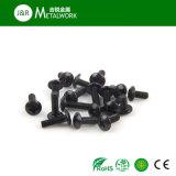 Винт головки ферменной конструкции черноты стали углерода M2-M8 покрынный цинком перекрестный