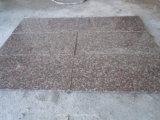 Tuiles rustiques roses Polished de mur de carrelages du granit G687