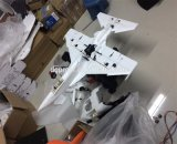 Epoの泡Edfのジェット機キットOEMの工場