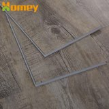 Bois de haute qualité en matière plastique Cliquez sur planche carrelage de sol en vinyle PVC