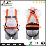 Polyester-verschiedene Farben-voller Karosserien-Sicherheitsgurt 100% mit Seil-Anchorage-Punkt