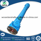 Tipo eje del eje de cardán de Wuxi SWC de la junta universal con buena calidad