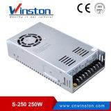 S-250 SMPS konstante Spannungs-Schaltungs-Stromversorgung mit CER