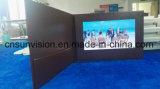 """Um LCD de 7"""" de PU4 Leitor Publicidade Brochura de negócios"""