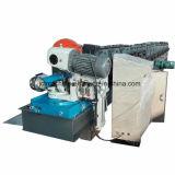 Rouleau de dépliement galvanisé par descente chaude de pipe en acier de vente formant la machine