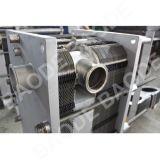 Plaque de sanitaires AISI 316L'échangeur de chaleur pour l'alimentation de la pasteurisation