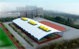 Estructura de membrana de PVC Tienda Cancha de tenis