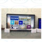 84 pollici che fanno pubblicità al contrassegno di Digitahi della visualizzazione dell'annuncio dell'affissione a cristalli liquidi del giocatore