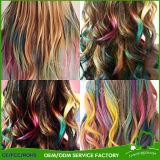 Высокое качество цвета волос волосы красителя мел цветные волосы гребнем красителя мелом