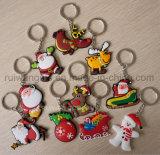 Support de clé de cadeau de Noël pour l'ornement de Noël